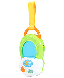 Mee Mee Musical Mirror - Blue And Green