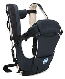 Mee Mee 6 Way Multi Position Baby Carrier - Navy Blue