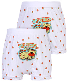 Sublime Printed Bloomers - Set Of 2