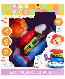 Mee Mee Musical Joker Stacker