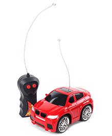 Fab N Funky Remote Control Mini Car - Red