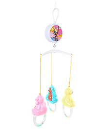 Fab N Funky Musical Cot Mobile Multicolor Monkey Shape