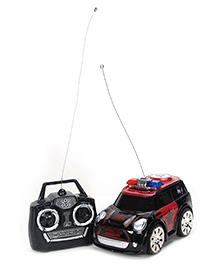 Fab N Funky Remote Control Superfine Police Car - Red