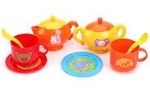 Fab N Funky Tea Set - Multi Color