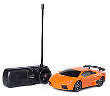 Fab N Funky Remote Control Car - Orange