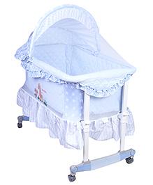Mee Mee Baby Cradle - Blue