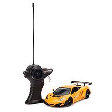 Maisto McLaren MP4-12C GT3 Remote Controlled Car Yellow