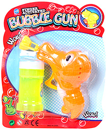 Fab N Funky Bubble Gun - Orange