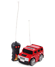 Fab N Funky Velocity Mini Racing Remote Control Car - Red