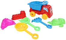 Fab N Funky Beach Toy Set - 7 Pieces