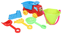 Fab N Funky Beach Toy Set - 6 Pieces
