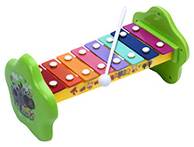 Fab N Funky Xylophone Music Marker Print - Green