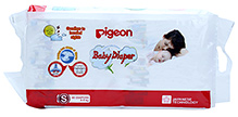 Pigeon Baby Diaper Small - 46 Pieces