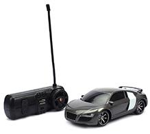 Fab N Funky Remote Controlled Car - Dark Grey