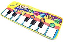 Fab N Funky Musical Mat - Multi Color