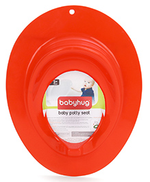 Babyhug Potty Trainer - Red