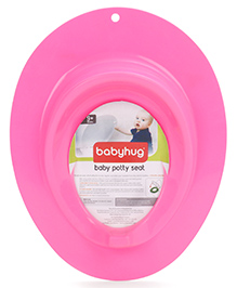 Babyhug Potty Trainer - Pink