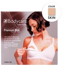 Bodycare Premium Feeding Bra - Cream