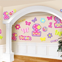 Wanna Party  Hugs & Stitches Cutouts - Multi Color