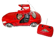Adraxx Top Door Opening RC Sports Car Toy