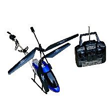 Ardaxx Super Flyer RC Helicopter Toy