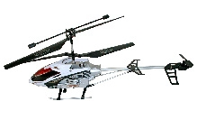 Adraxx Remote Operated 3D Crash Safe Alloy Helicopter Toy