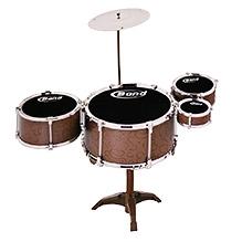 Adraxx Mini Rock Band Drum Set