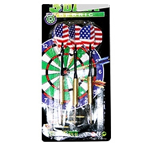 Professional Brass Dart Set - 3 Darts