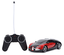 Classic Remote Control Car Red And Black - Independence Day Box Theme