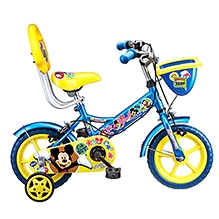 Hero Cycles Disney Mickey Bicycles - 12 Inches