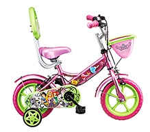 Hero Cycles Disney Princess Print Bicycle - 12 Inches