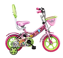 Hero Cycles Disney Princess Print Bicycle - 14 Inches