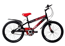 Hero Cycles Spiderman Print Bicycle - 20 Inches