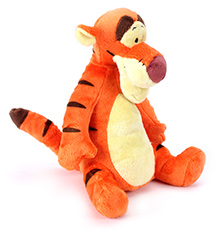 Disney Tigger Soft Toy With Sound - Height 26 cm