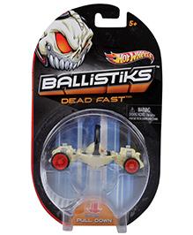 Hotwheels Ballistiks Dead Fast Vehicle
