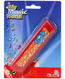 Simba My Music World Harmonica