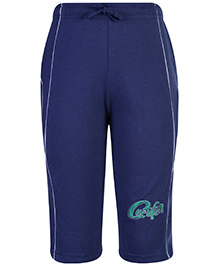 Cucu Fun Track Pant Style Legging Three Fourth Length
