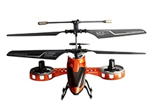 Flyers Bay 4 Channel RC Avatar Fighter Helicopter