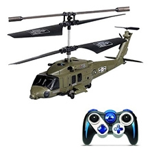 Flyers Bay Channel Helicopter With Remote