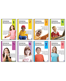 Macaw Logical Reasoning English - Set of 6 Books