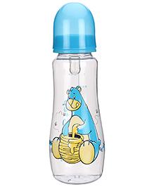 1st Step Feeding Bottle Blue - 250 Ml