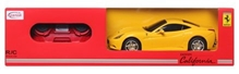 Rastar - R/C Yellow Ferrari California