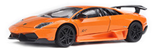 Rastar Car Murcielago LP670 4SV Model - Orange