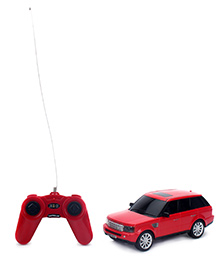 Rastar Remote Controlled Car RangeRover Sport - Red