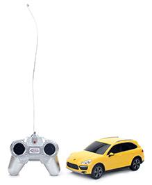 Rastar Remote Control Car  Porsche Cayenne Turbo - Yellow