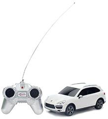 Rastar Remote Control Car  Porsche Cayenne Turbo - White