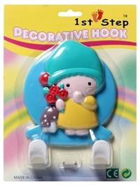1st Step - Decorative Hook