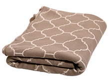Pluchi Cotton Knitted Throw Blanket Ellsworth - Full Size
