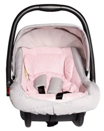 Mee Mee Car Seat N Carry Cot - Baby Pink