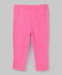 Comfortable Leggings - Pink
